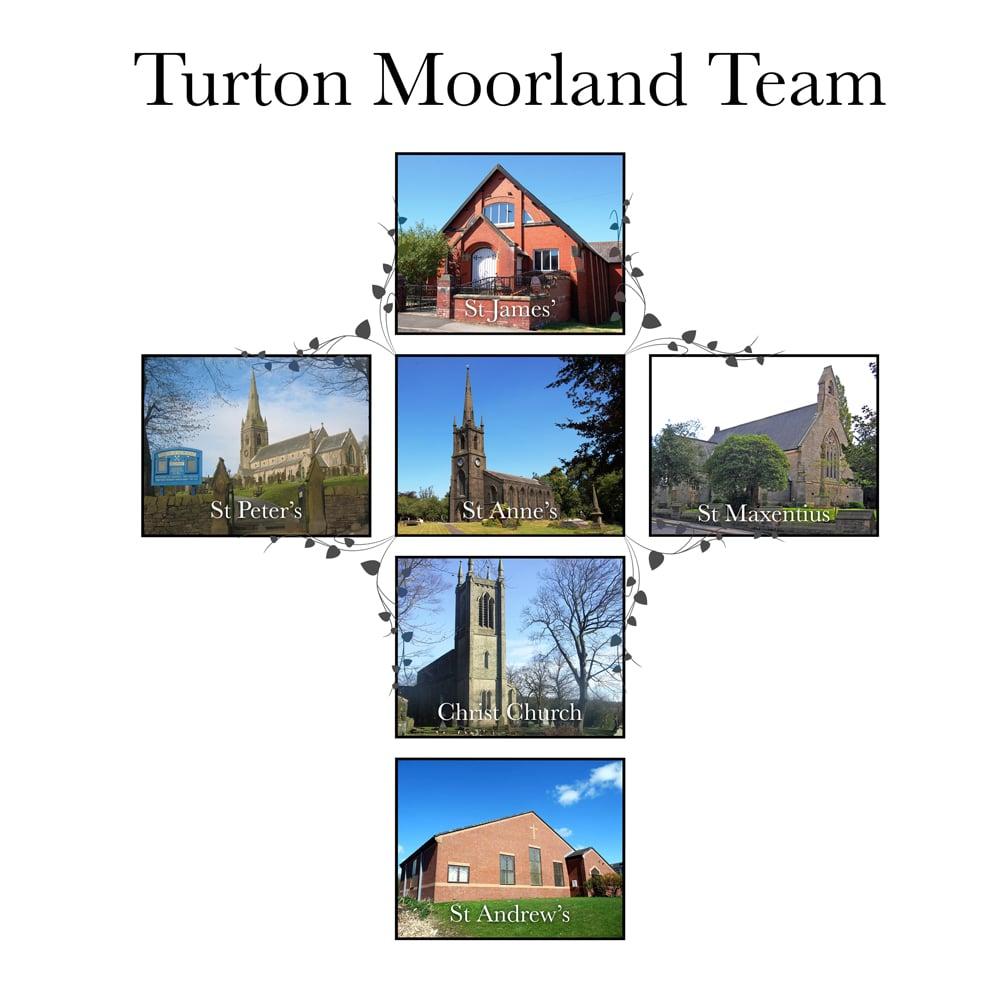 Turton Moorland Team Ministry