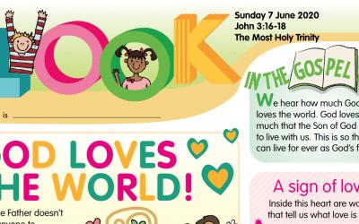 LOOK Children's Fun Activity Sheet 7th June