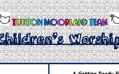 Turton Moorland Team Children's Worship Sunday 20th Sept