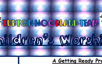 Turton Moorland Team Children's Worship Sunday 13th Dec 20